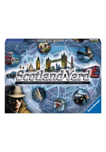Scotland Yard Family Board Game