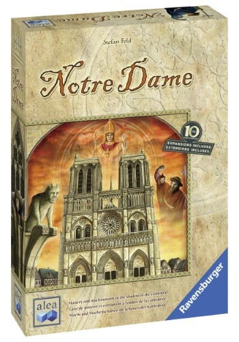 Notre Dame Strategy Board Game