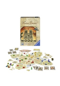 Notre Dame Strategy Board Game1