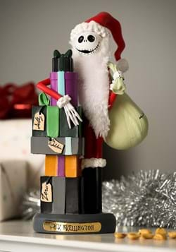"10"" Nightmare Before Christmas Jack Skellington Nutcracker"