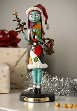 "10"" Nightmare Before Christmas Sally Nutcracker"