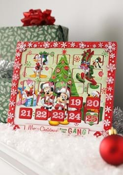 "9.5"" Mickey & Friends Advent Calendar"
