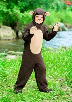 Little Brown Bear Kids Costume