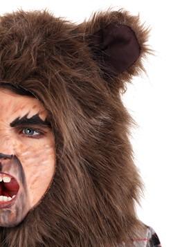 Scary Fierce Werewolf Boys Costume Alt 4