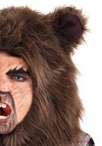Scary Fierce Werewolf Boys Costume Alt 4