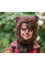 Scary Fierce Werewolf Boys Costume Alt 9