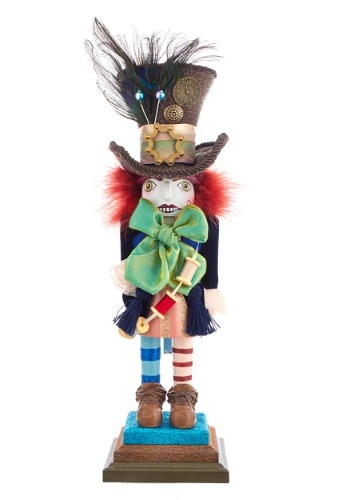 "18"" Hollywood Mad Hatter Nutcracker"