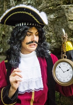 Mens Ultimate Captain Hook Costume Alt 3