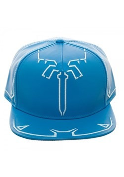 Zelda Breath of the Wild Tunic Synthetic Leather Snapback