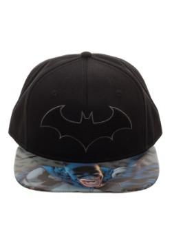 Batman Lenticular Bill Snapback