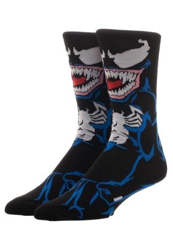 Marvel Venom 360 Crew Sock