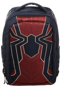 Avengers: Infinity War Iron Spider Built Up Laptop Backpack