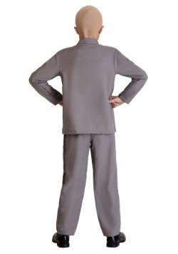 Kids Deluxe Evil Grey Suit