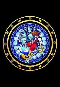 Kingdom Hearts Logo Juniors Tee 2