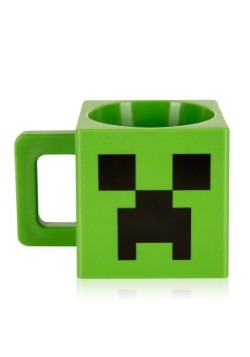 Creeper Face Minecraft  Mug