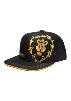 World of Warcraft Alliance Honor Snap-back Hat