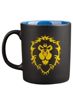 World of Warcraft Alliance Mug