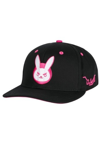 Overwatch D.Va Bunny Snap-back Hat