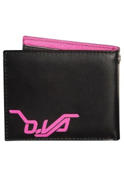 Overwatch D.Va Bunny Bi-Fold Wallet alt 2