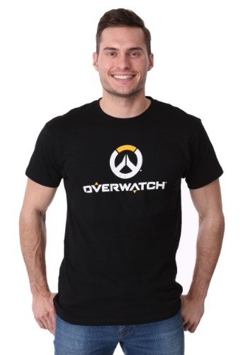 Men's Overwatch Full Logo T-Shirt