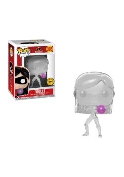 POP! Disney: Incredibles 2- Violet w/ Chase Vinyl Figure alt