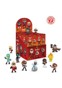 Mystery Minis Disney: Incredibles 2