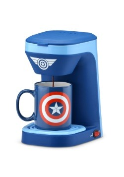 Captain America Single Brew Coffee Maker