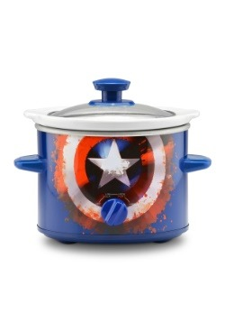 Captain America 2 Quart Slow Cooker