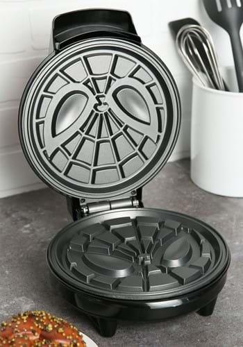 Spiderman Waffle Maker1