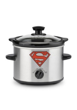 Superman 2QT Slow Cooker