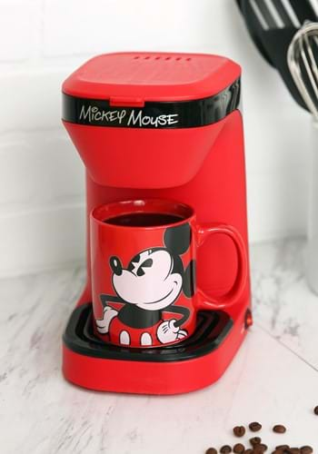 Mickey Mouse Single Brew Coffee Maker