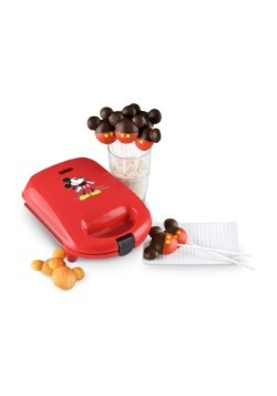 Mickey Mouse Non-Stick Cake Pop Baking Plate