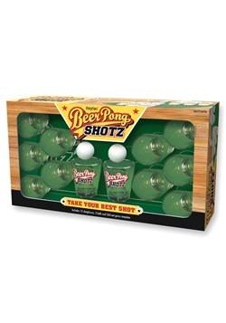 Beer Pong Shots Set