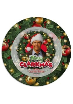 Christmas Vacation Merry Clarkmas Melamine Plate