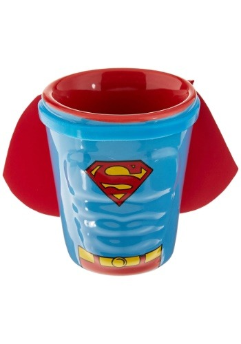 Superman Caped Shotglass