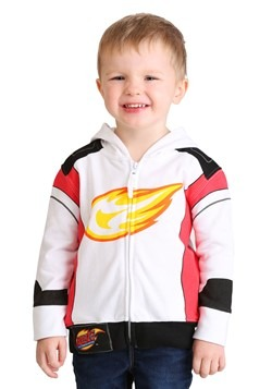 Blaze and the Monster Machines AJ Costume Hoodie For Boys