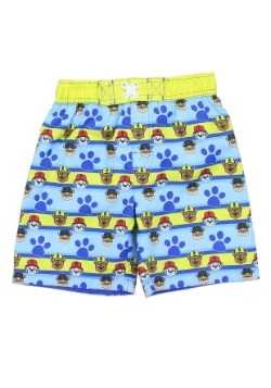 Boys Paw Patrol Toddler Swim Shorts