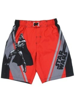 Star Wars Darth Vader Boys Swim Short