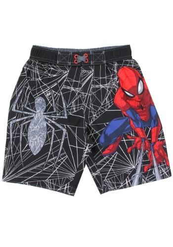Spider-Man Boys Swim Shorts