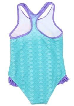 Little Mermaid Ariel Girls Toddler Swimsuit