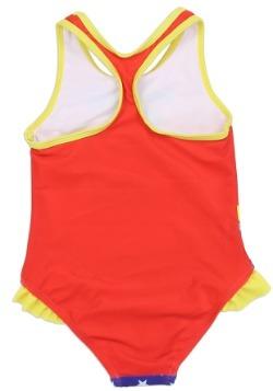 Wonder Woman Girls Toddler Swimsuit