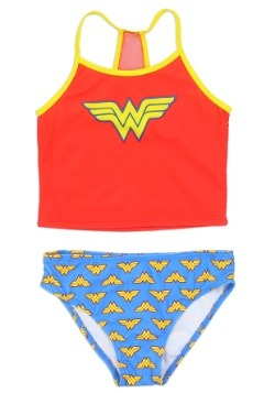 Wonder Woman Girls Swimsuit