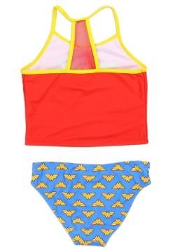 Wonder Woman Girls Swimsuit