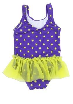 Batgirl Girls Toddler Swimsuit