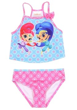 Shimmer & Shine Girls Toddler Swimsuit