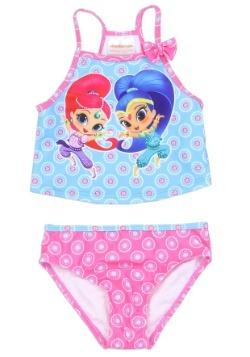 Shimmer & Shine Girls Toddler Swimsuit