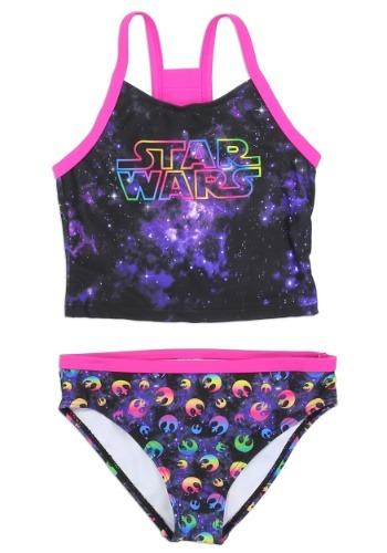 Girls Star Wars Swimsuit