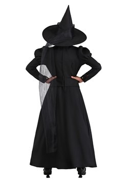 Kids Deluxe Witch Costume Alt 1