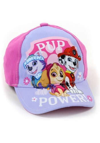 Paw Patrol Girls Baseball Cap