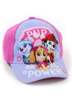 Paw Patrol Girls Baseball Cap